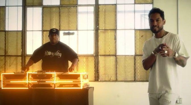 "(Video) DJ Premier & Miguel ""2 Lovin U"""
