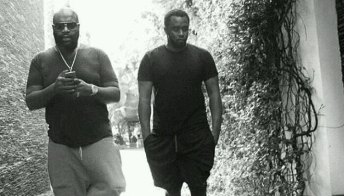 """Rick Ross Talks Playing """"RYTM"""" For Diddy"""