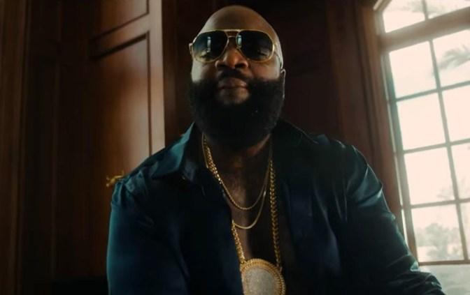 "Rick Ross Announces 10th LP""Port of Miami 2"""