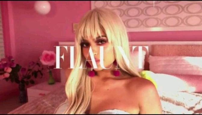 Kylie Jenner For Flaunt Magazine