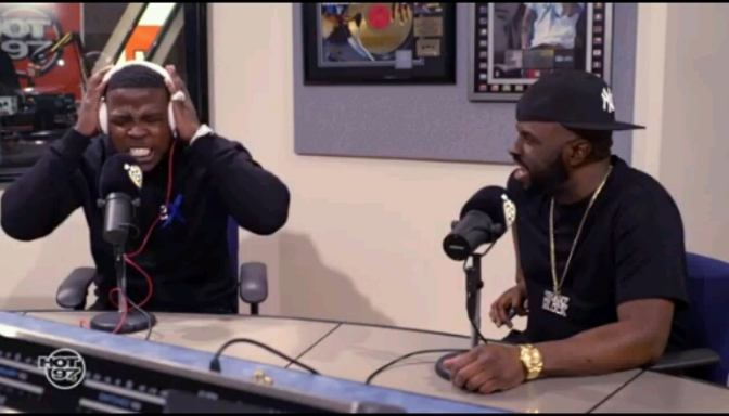 Casanova Freestyles on Funk Flex Show