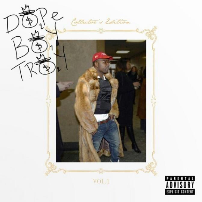 "(Stream) Troy Ave ""Dope Boy Troy"" [LP]"
