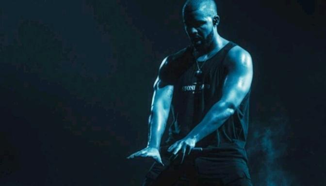 Drake Performs In Kanye West Mask