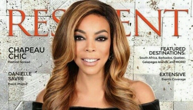 Wendy Williams Covers Resident Magazine