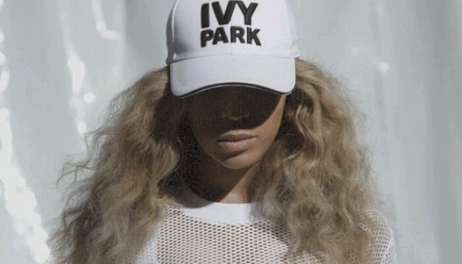 Beyonce For Ivy Park's Spring Campaign