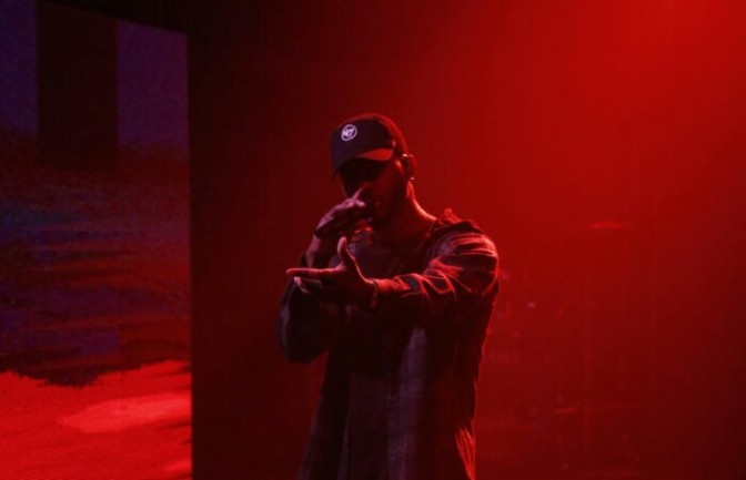 Bryson Tiller Reveals He's Finished with His Sophomore LP