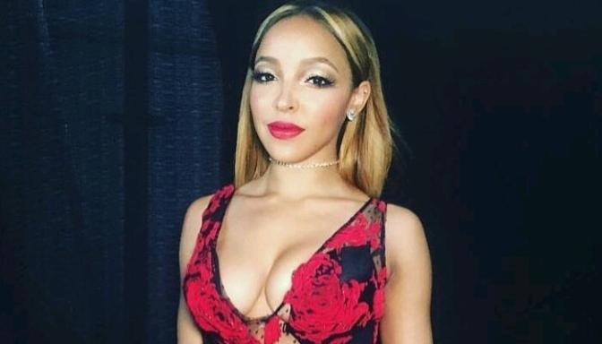 "Tinashe Sings ""America the Beautiful"" at WrestleMania 33"