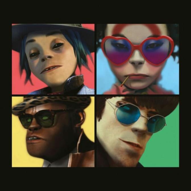 """Gorillaz Feat. Pusha T & Mavis Staples """"Let Me Out"""""""