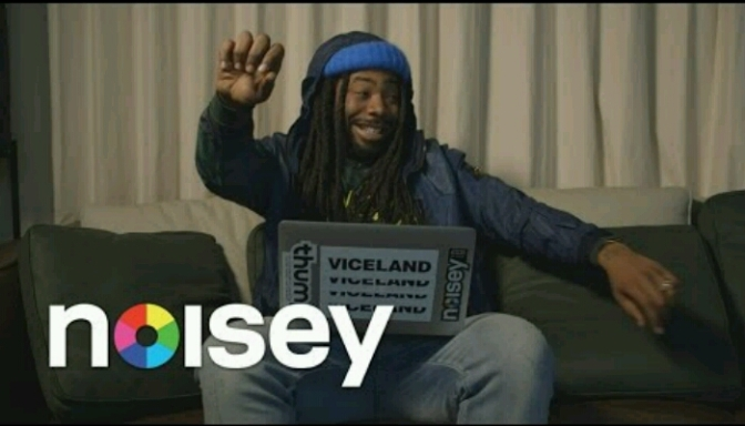 """D.R.A.M. Reads Comments on His """"Broccoli"""" Video"""