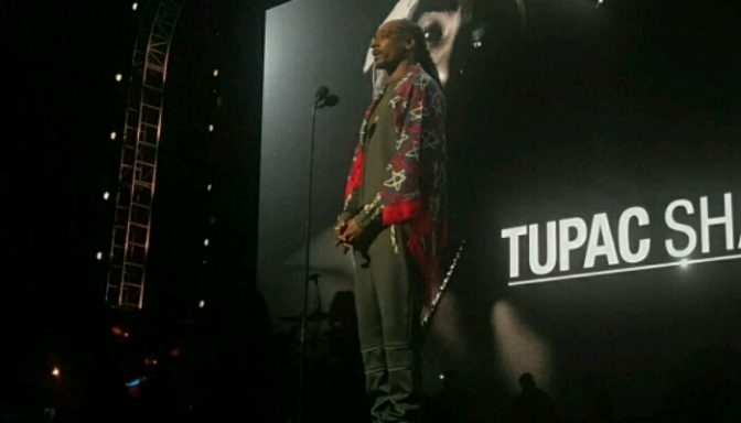 Tupac Shakur Officially Inducted Into The Rock & Roll Hall of Fame