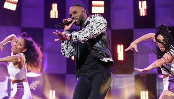 "Jason Derulo & Ty Dolla $ign Perform ""Swalla"" on The Tonight Show"