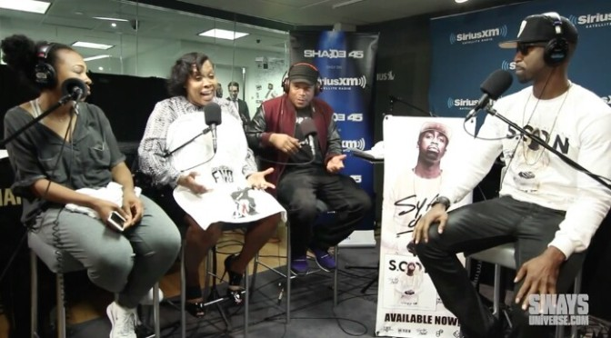 Sy Ari Da Kid on Sway In The Morning