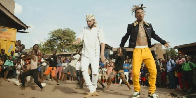 "(Video) French Montana Feat. Swae Lee ""Unforgettable"""