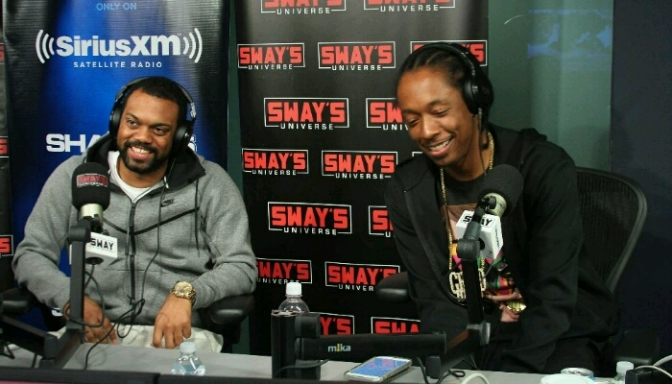 Don Trip & Starlito On Sway In The Morning