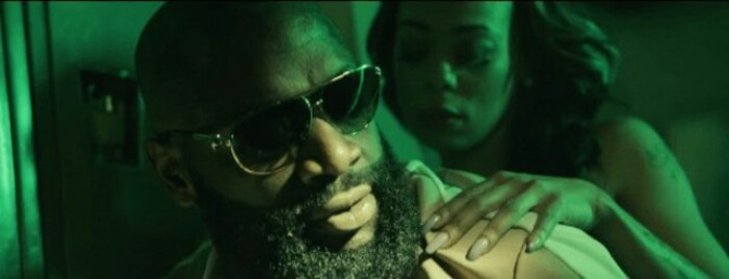 """(Video) Rick Ross Feat. Gucci Mane """"She On My D***"""""""