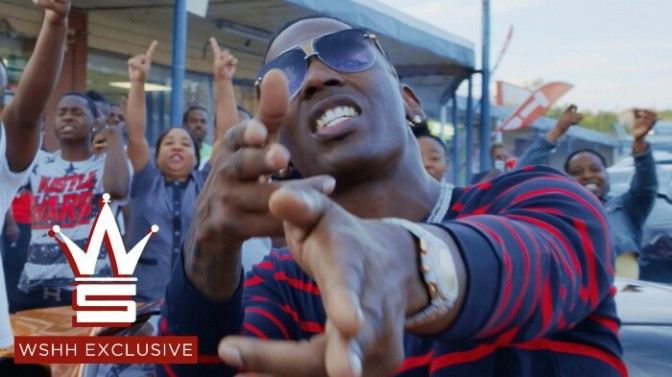 "(Video) Young Dolph ""100 Shots"""