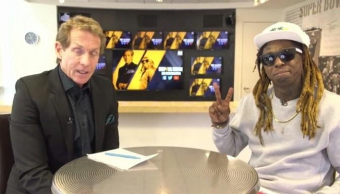 Lil Wayne Talks Affiliation with Roc Nation