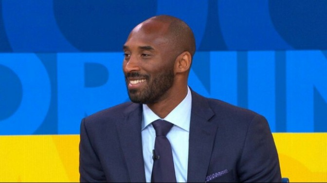 Kobe Bryant on Good Morning America