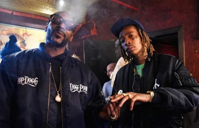 "Snoop Dogg Feat. Wiz Khalifa & Devin the Dude ""420 (Blaze Up)"""