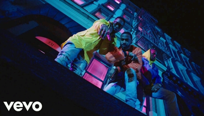 "(Video) Jeremih Feat. Chris Brown & Big Sean ""I Think of You"""