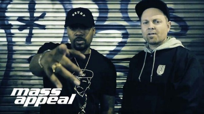"""Nas & DJ Shadow Talk About Their NEW Collaboration """"Systematic"""""""