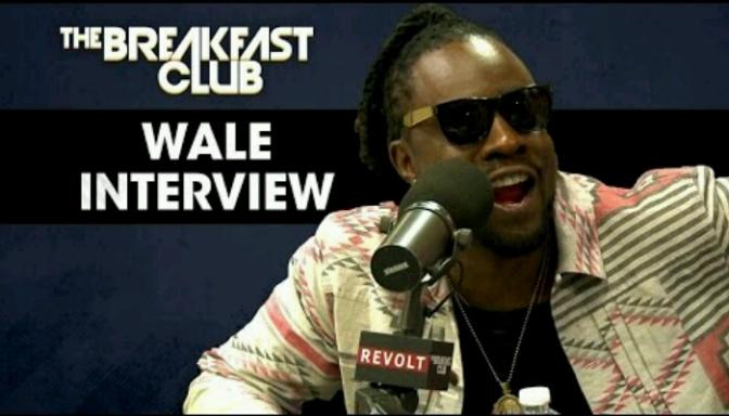 Wale On The Breakfast Club