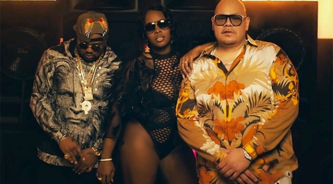 """(Video) Fat Joe & Remy Ma Feat. The-Dream """"Heartbreak"""""""