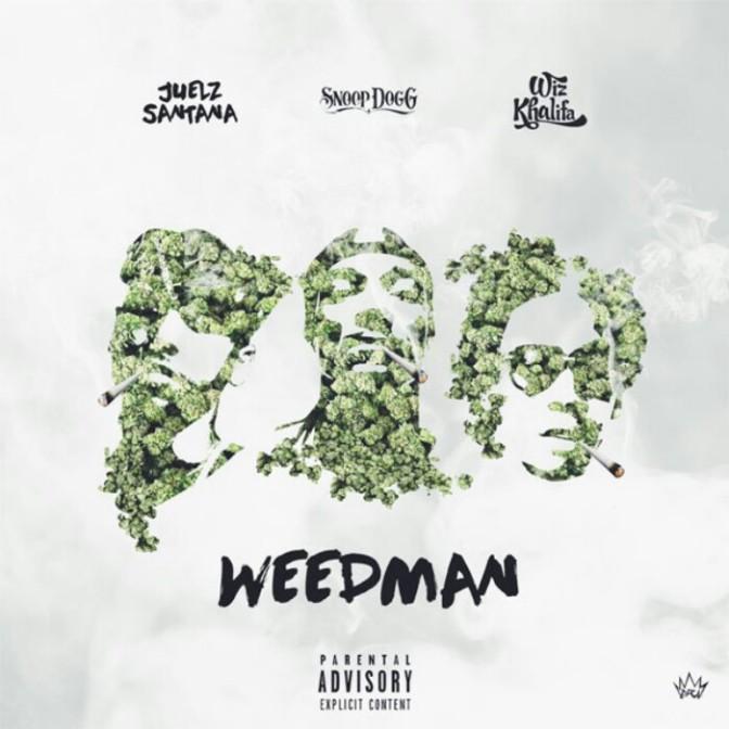 "Juelz Santana Feat. Snoop Dogg & Wiz Khalifa ""Mr. Weedman"""