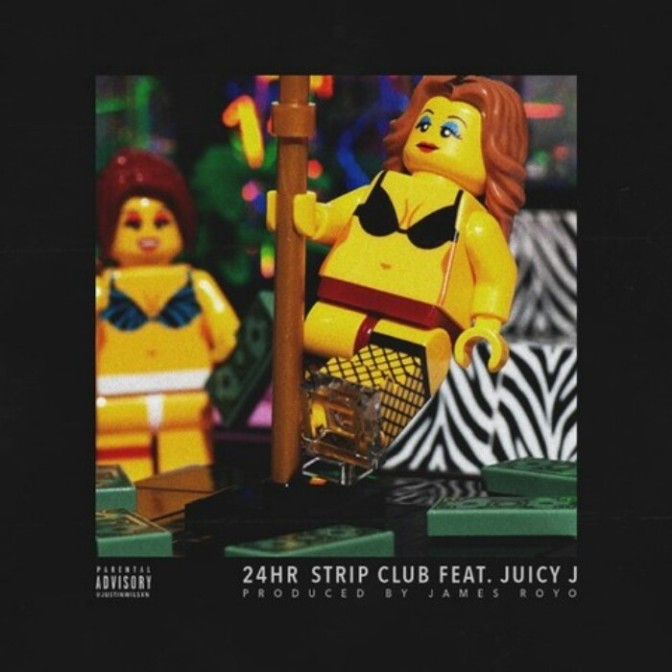 "24Hrs Feat. Juicy J ""Strip Club"""