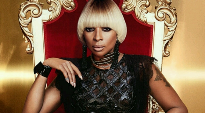 "Mary J. Blige Feat. Kaytranada & BADBADNOTGOOD ""Telling the Truth"""