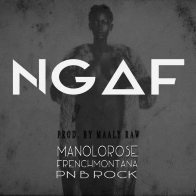 "Manolo Rose Feat. French Montana & PnB Rock ""Never Gave A F*ck"""