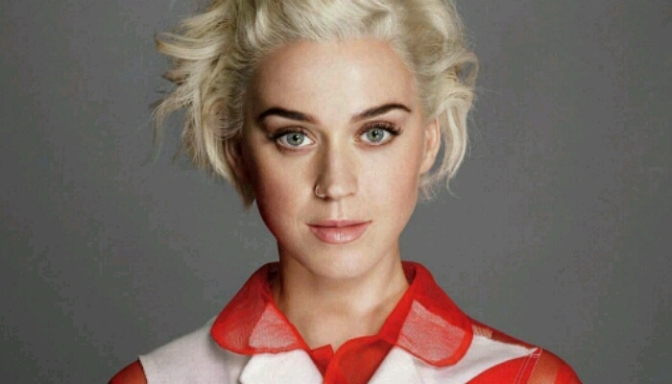 Katy Perry Covers VOGUE