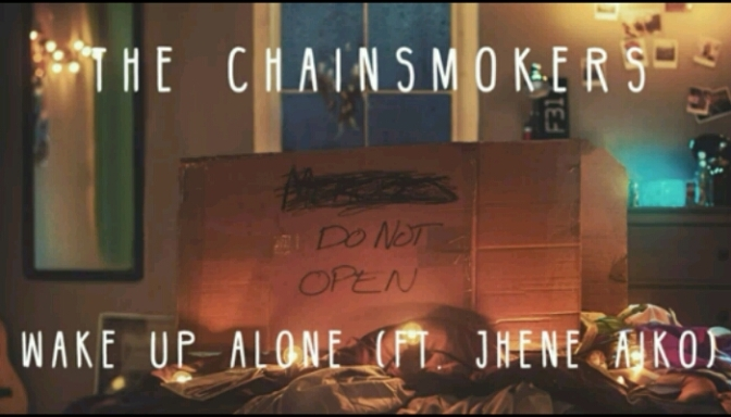 """The Chainsmokers Feat. Jhene Aiko """"Wake Up Alone"""""""