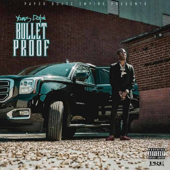 "(Stream) Young Dolph ""Bulletproof"" [LP]"