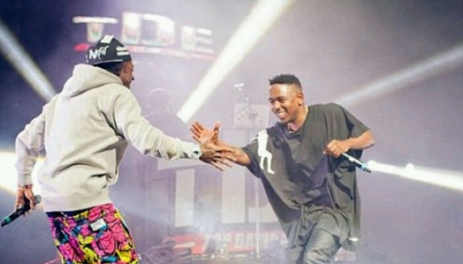 Unreleased Lil Wayne & Kendrick Lamar Collaboration Surfaces