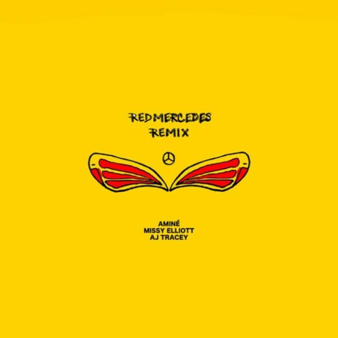 """Aminé Feat. Missy Elliott & AJ Tracey """"REDMERCEDES (Remix)"""""""
