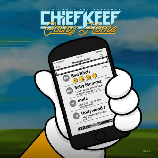 "Chief Keef ""Going Home"""
