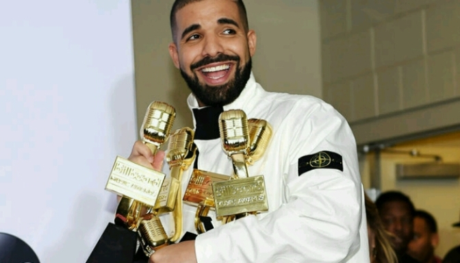 Drake Breaks Adele's BBMAs Single Show Record