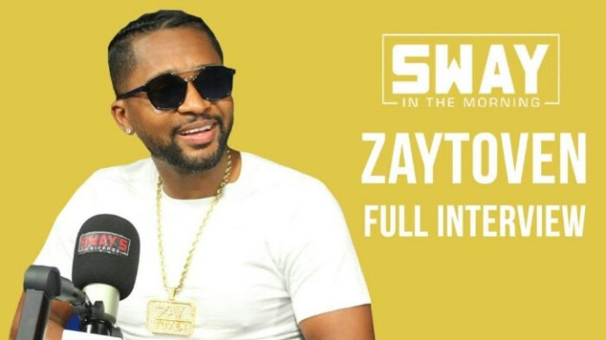 Zaytoven On Sway In The Morning