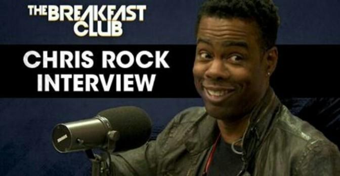 Chris Rock On The Breakfast Club