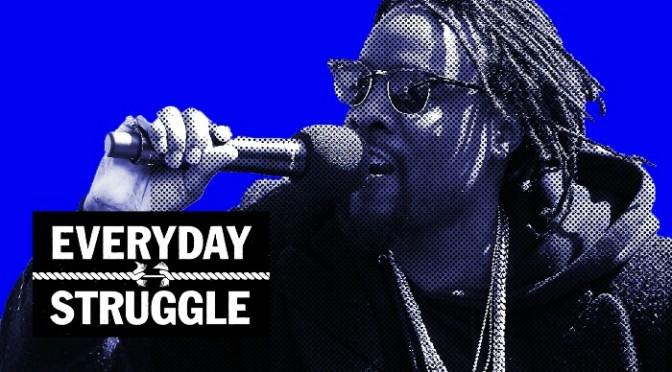 "Wale On ""Everyday Struggle"" with Joe Budden & DJ Akademiks"