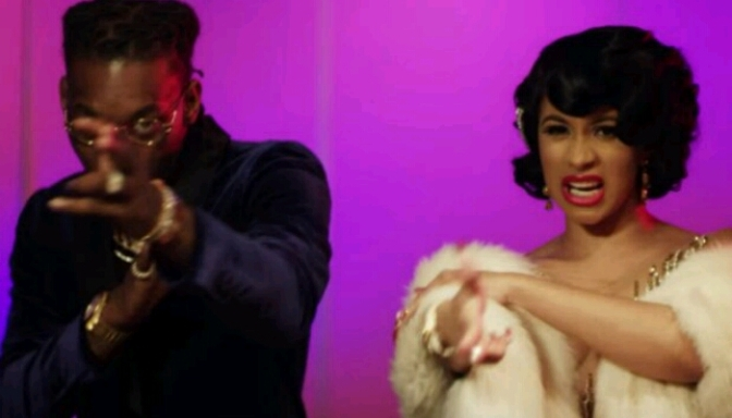 "(Video) Cardi B Feat. Offset ""Lick"""
