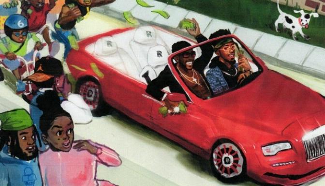 "Gucci Mane Reveals Artwork, Tracklist & Release Date for ""Drop Top Wop"""