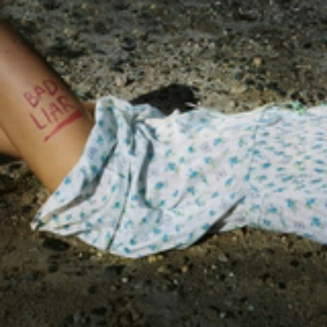 "Selena Gomez ""Bad Liar"""