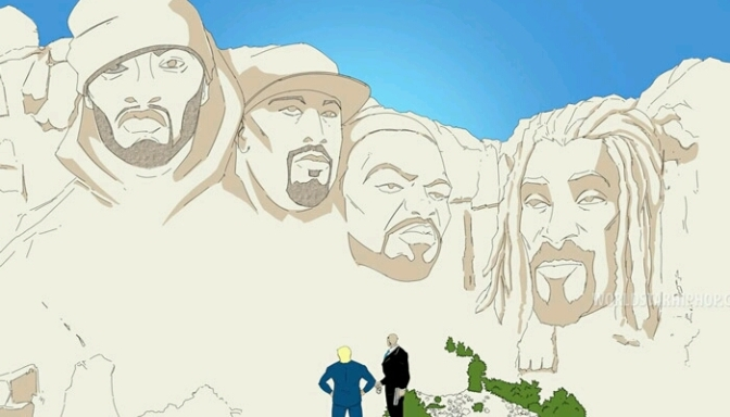 """(Video) Snoop Dogg Feat. Redman, Method Man & B-Real """"Mount Kushmore"""""""