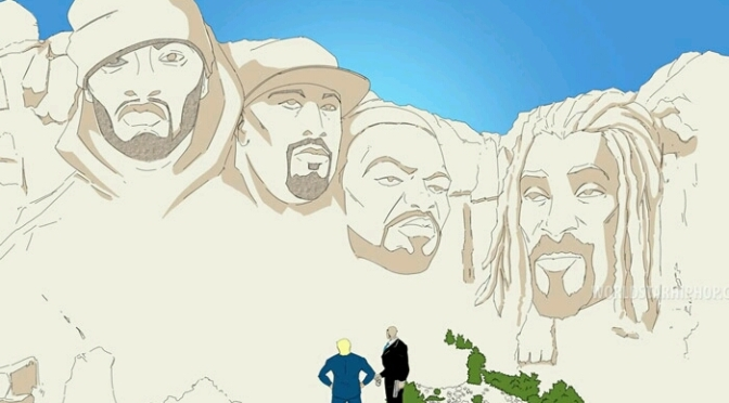 "(Video) Snoop Dogg Feat. Redman, Method Man & B-Real ""Mount Kushmore"""