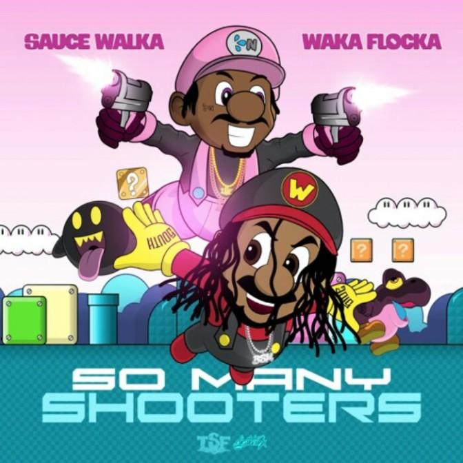 "Sauce Walka & Waka Flocka ""So Many Shootas"""