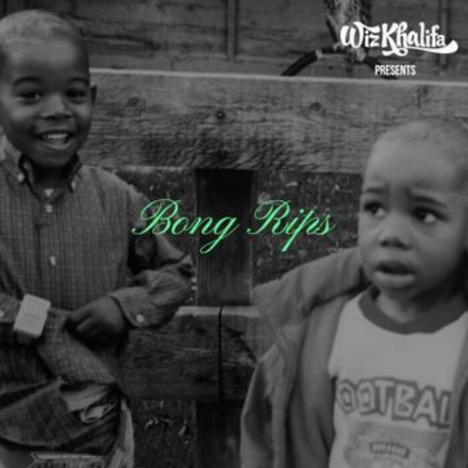 "(Stream) Wiz Khalifa ""Bong Rips"" [EP]"