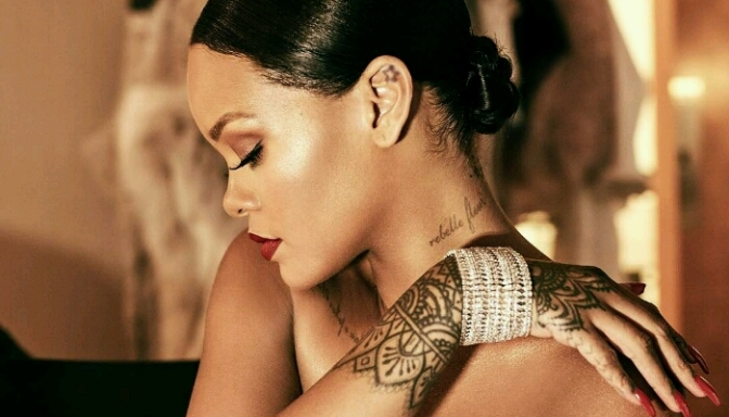 Behind the Scenes of Rihanna's Chopard Jewellery Collection