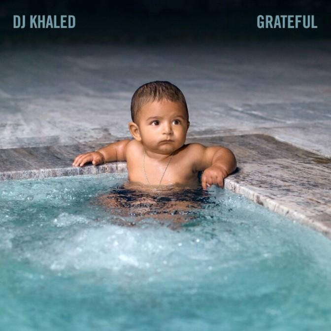 "DJ Khaled Reveals Cover Art & Release Date for ""GRATEFUL"""